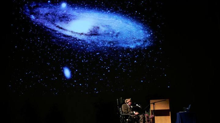 hawking-universe