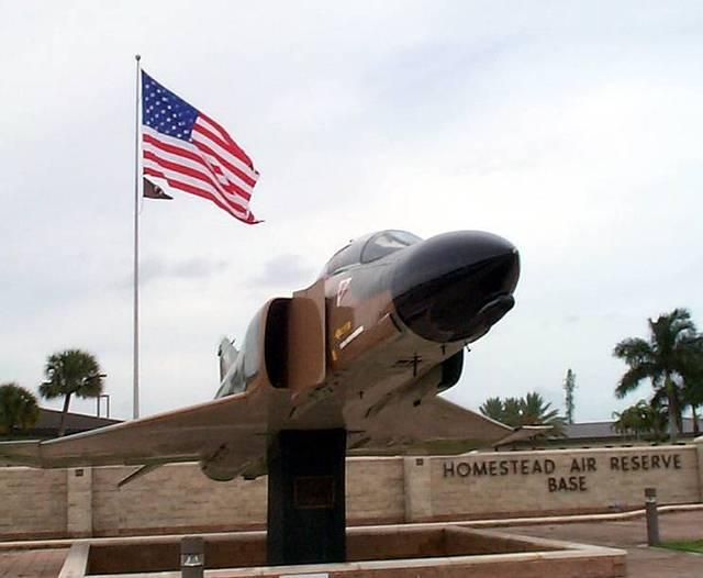 Base de la Fuerza Aérea Homestead, Miami, EE.UU.