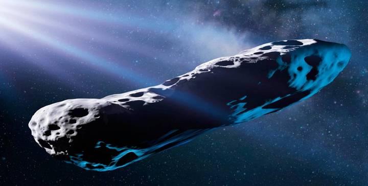 Una de las posibilidades que se barajó en un principio es que se tratara de una nave alienígena averiada a la deriva.
