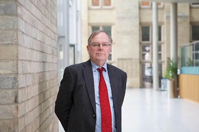 Prof. Robert Dingwall.