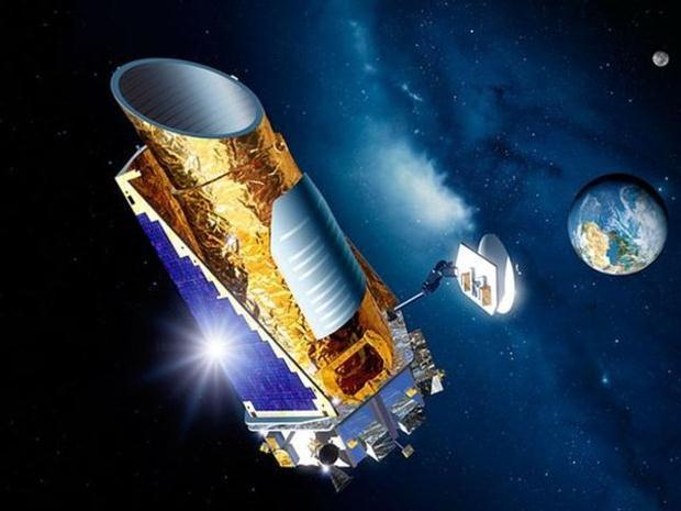 Telescopio Espacial Kepler.