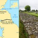 Post thumbnail of El Imperio romano pinto su frontera norte de rojo y amarillo para impresionar a las tribus indígenas
