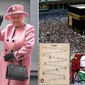 Post Thumbnail of Aseguran que la reina de Inglaterra es descendiente de Mahoma
