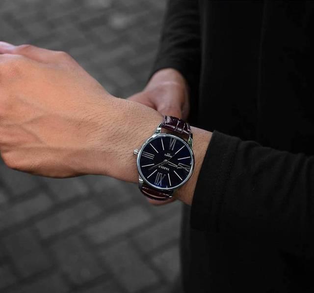 La comprobación de incremento de estas «correspondencias» ha ido en aumento ha medida que se usaba menos el reloj pulsera.