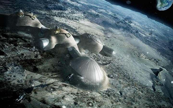 El polvo lunar podría ser un gran problema para los futuros colonizadores.