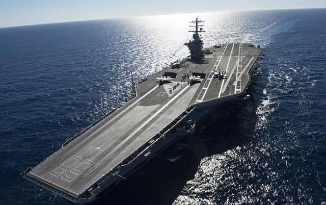 USS Nimitz.