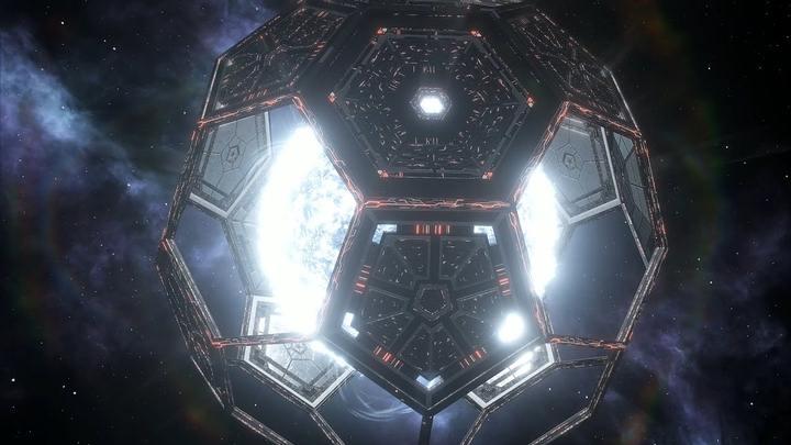 Una esfera de Dyson es una megaestructura hipotética alrededor de una estrella, la cual permitiría a una civilización avanzada aprovechar al máximo la energía lumínica y térmica del astro.