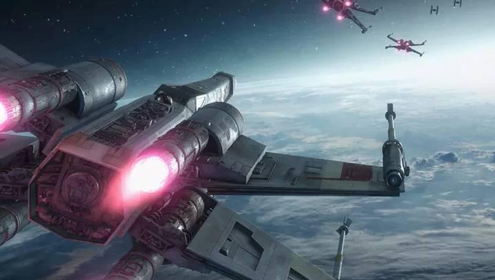 Se desconoce qué tipo de arsenal o poderío militar tendrán estas fuerzas espaciales, pero todavía estamos muy lejos de tener un escuadrón de X–Wings.