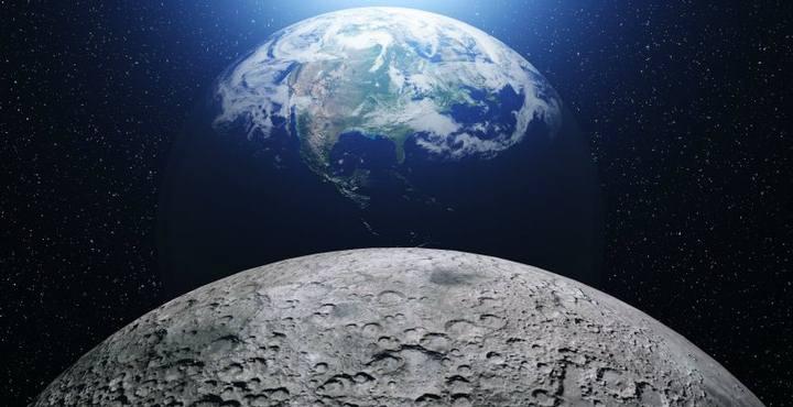 El equipo de Kayama estima que la acumulación de agua en el suelo de la Luna se cifra aproximadamente en un 0,6 % de su peso.