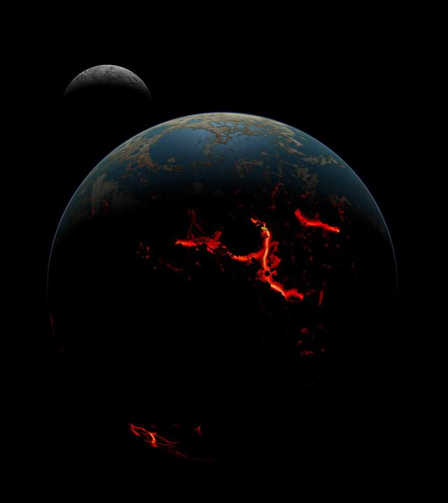 early-earth-moon-system-art-1